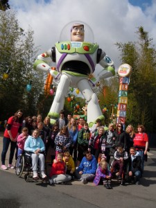 Super Saturday Club at Disneyland Paris