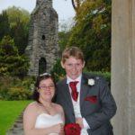 Katy and Steve's wedding